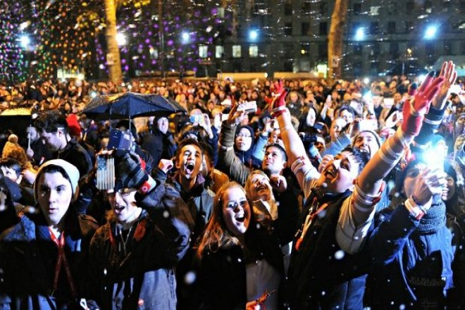 New year revellers should worry now