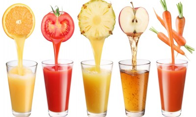 Excess fruit juices may lead to diabetes, heart diseases and other problems