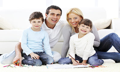 Healthy Home Happy Home (H4 formula)